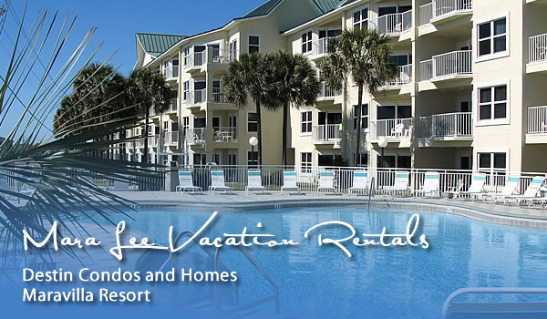 Maravilla Resort Condos Homes Destin Florida Rentals